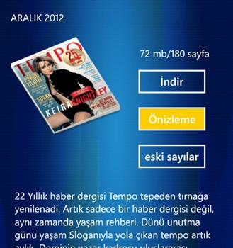 Turkcell Dergilik Ekran Görüntüleri - 3