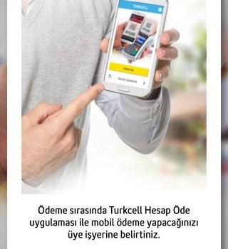 Turkcell Hesap Öde Ekran Görüntüleri - 2