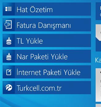 Turkcell Online İşlemler Ekran Görüntüleri - 3