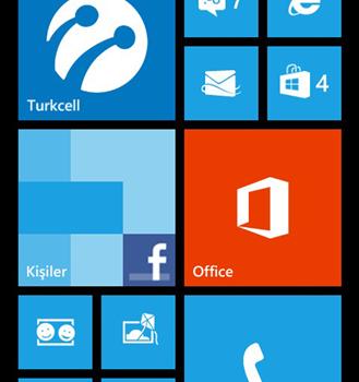 Turkcell Online İşlemler Ekran Görüntüleri - 1