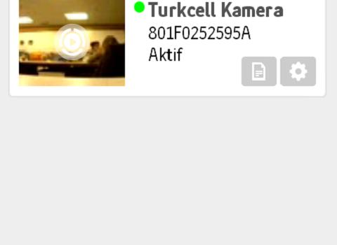 Turkcell Online Kamera Ekran Görüntüleri - 3