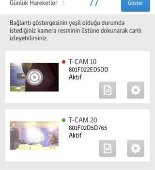 Turkcell Online Kamera Ekran Görüntüleri - 1