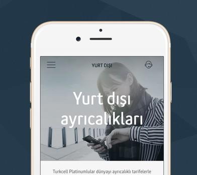 Turkcell Platinum Ekran Görüntüleri - 2