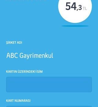 Turkcell Şirketim Ekran Görüntüleri - 3