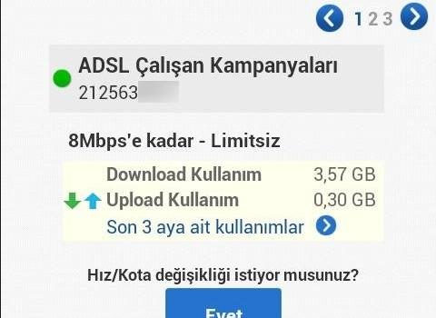 Turkcell Superonline Ekran Görüntüleri - 3