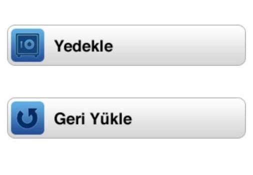 Turkcell Telefon Yedekleme Ekran Görüntüleri - 2