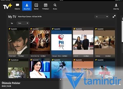 Turkcell TV+ for iPad Ekran Görüntüleri - 3