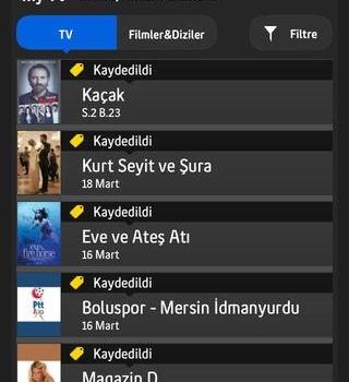 Turkcell TV+ Ekran Görüntüleri - 3