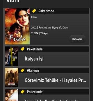 Turkcell TV+ Ekran Görüntüleri - 2