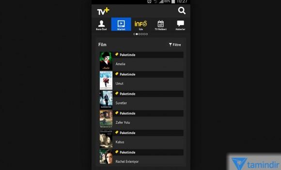 Turkcell TV+ Ekran Görüntüleri - 1