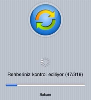Turkcell Yedek Ekran Görüntüleri - 1