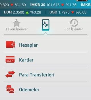 Türkiye Finans Mobil Şube Ekran Görüntüleri - 3