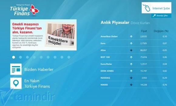 Türkiye Finans Ekran Görüntüleri - 3