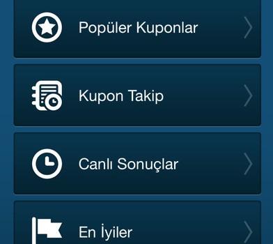 Tuttur.com (APK) Ekran Görüntüleri - 1