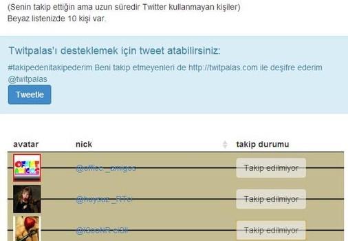 Twitpalas Ekran Görüntüleri - 4