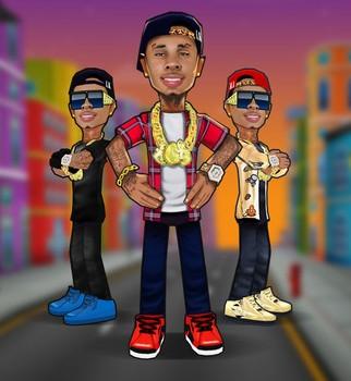 Tyga - Kingin' World Tour Ekran Görüntüleri - 4