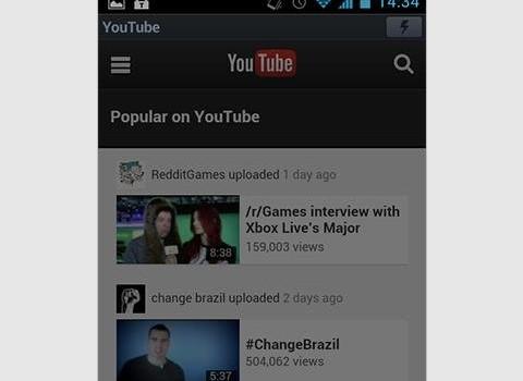 UC Browser Mini Ekran Görüntüleri - 1
