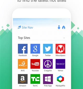 UC Browser Ekran Görüntüleri - 2