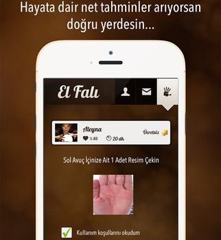 Ücretsiz El Falı Ekran Görüntüleri - 3