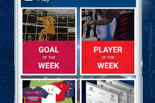 UEFA Champions League Ekran Görüntüleri - 5