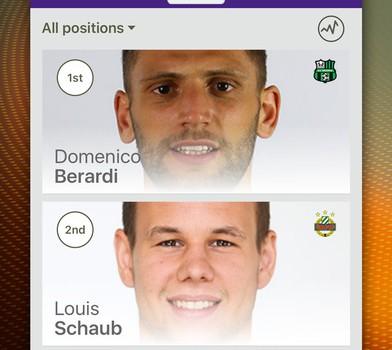 UEFA Europa League Ekran Görüntüleri - 3