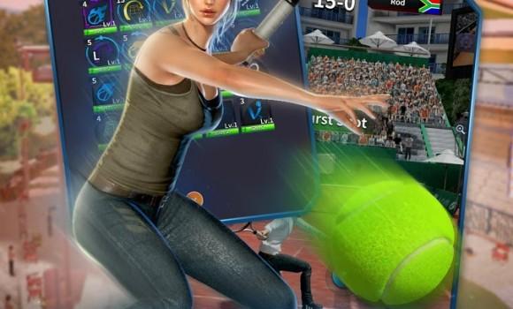 Ultimate Tennis Revolution Ekran Görüntüleri - 4