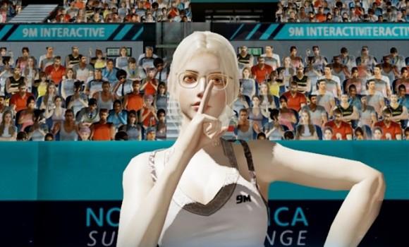 Ultimate Tennis Revolution Ekran Görüntüleri - 1