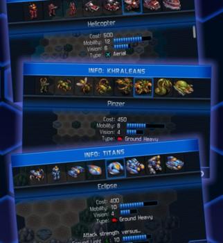 UniWar Ekran Görüntüleri - 2