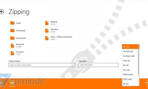 UnZip Ekran Görüntüleri - 3