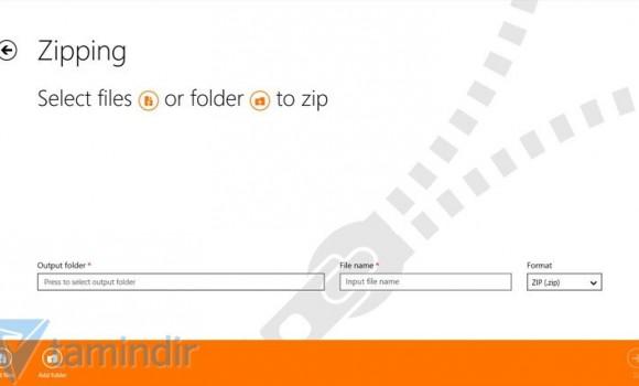 UnZip Ekran Görüntüleri - 2