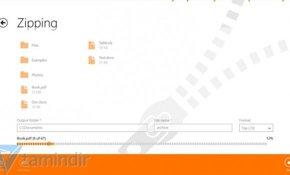 UnZip Ekran Görüntüleri - 1