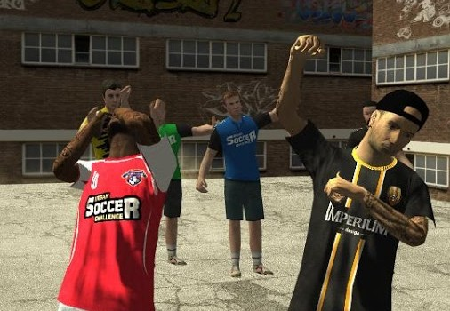 Urban Soccer Challenge Ekran Görüntüleri - 2