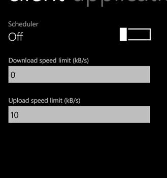 uTorrent Remote Ekran Görüntüleri - 4