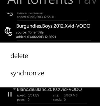 uTorrent Remote Ekran Görüntüleri - 1