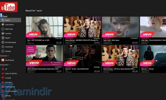 uTube Ekran Görüntüleri - 3