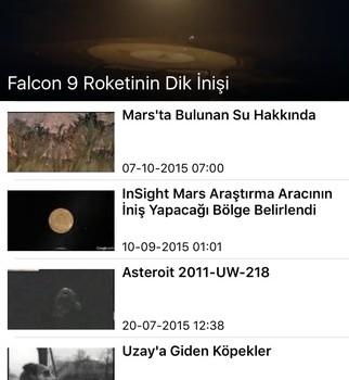 Uzay Ekran Görüntüleri - 2