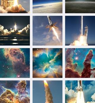 Uzay Ekran Görüntüleri - 1