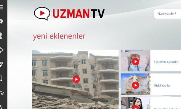 UZMANTV Ekran Görüntüleri - 1