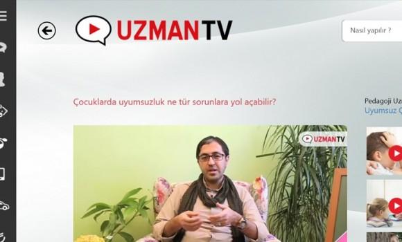 UZMANTV Ekran Görüntüleri - 5