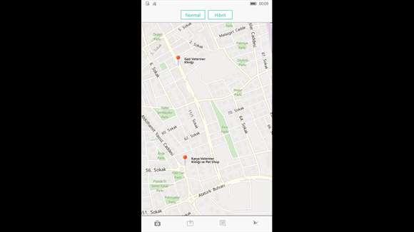 VetMapp - Acil Veteriner Ekran Görüntüleri - 1