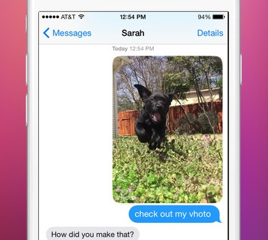 Vhoto Ekran Görüntüleri - 2