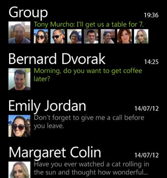 Viber Ekran Görüntüleri - 2