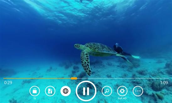 Video 360 Ekran Görüntüleri - 2
