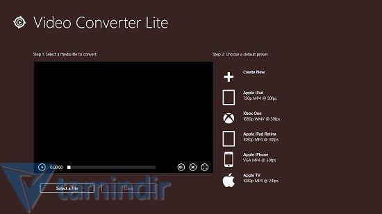 Video Converter Lite Ekran Görüntüleri - 3