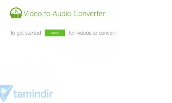 Video to Audio Converter Ekran Görüntüleri - 1