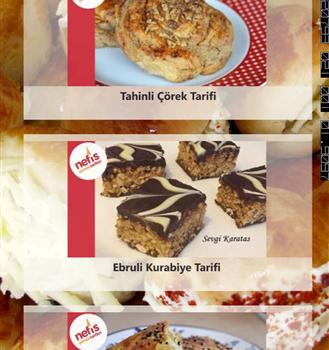 Videolu Yemek Tarifleri Ekran Görüntüleri - 1