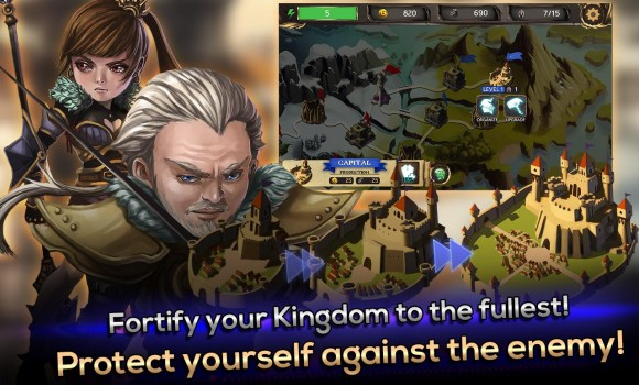 Vimala: Defense Warlords Ekran Görüntüleri - 2