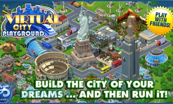 Virtual City Playground Ekran Görüntüleri - 5