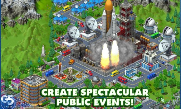 Virtual City Playground Ekran Görüntüleri - 2