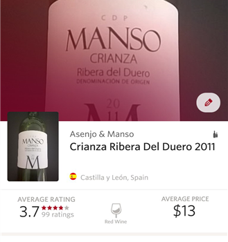 Vivino Wine Scanner Ekran Görüntüleri - 2